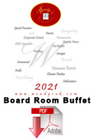 Wendy's Boardroom Buffets